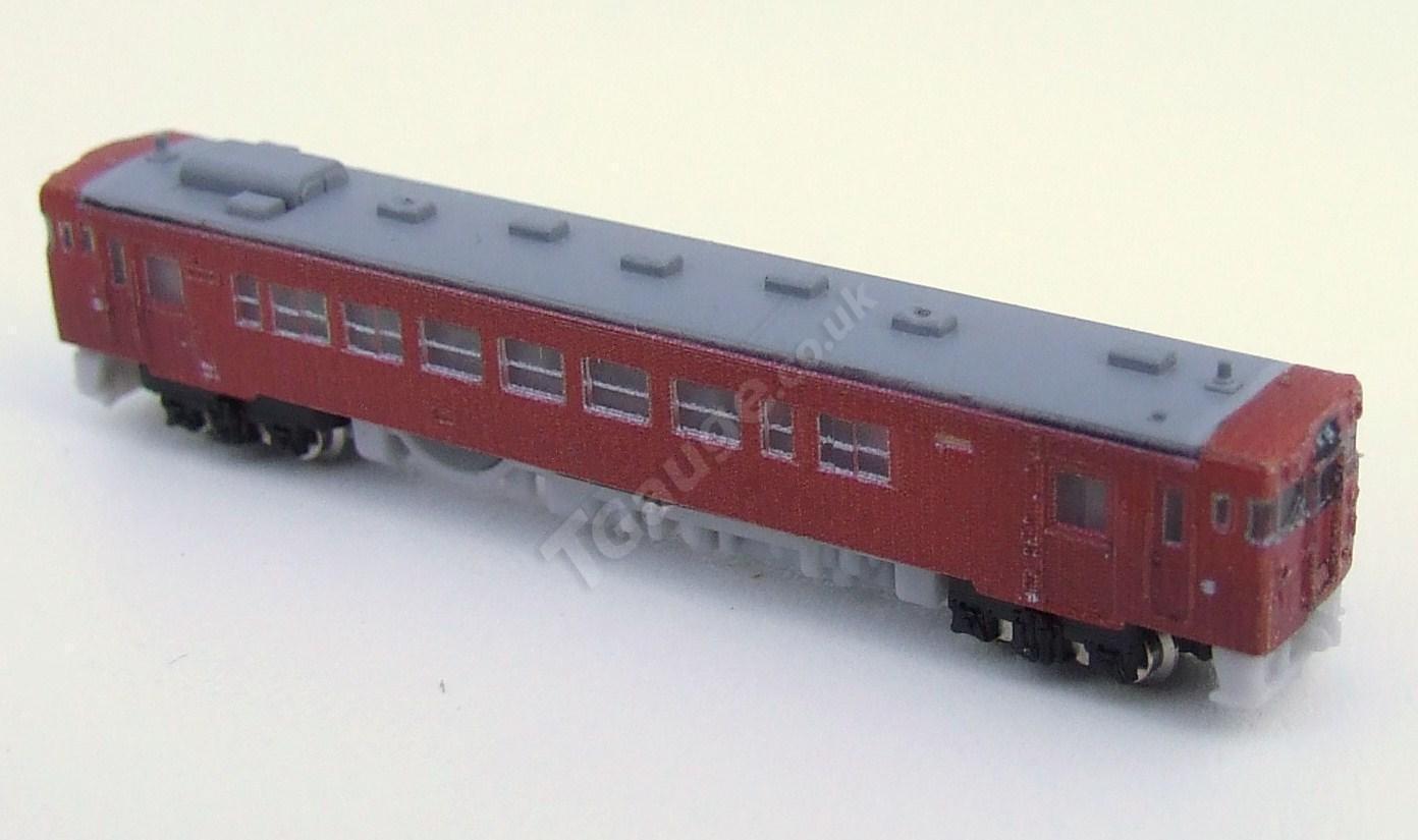 T Gauge 1 450 Scale KIHA 40 West Japan Railways Diesel 013O