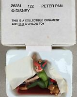 Grolier Disney Christmas Ornament -  Peter Pan #122 - New In Box.