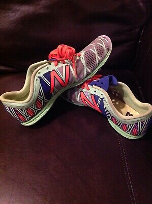 cross country spikes size 10