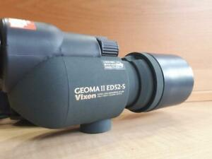 Lunette Scope longue vue VIXEN Geoma II ED 52-S + lentille GLH 20D ***excellente condition*** (A045084) Canada Preview
