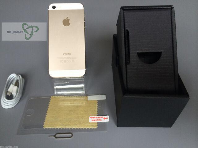 Apple iPhone 5s - 32 GB - Gold (Unlocked) Grade C