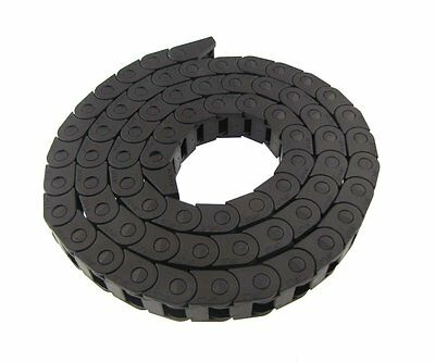 """40"""" Plastic Cable Wire Chain Carrier 23*36 18/25 for CNC Stepper motor milling"""