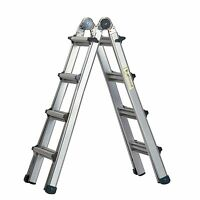 Cosco World's Greatest Ladder 17 Ft Multi Use Function 5 N 1 System