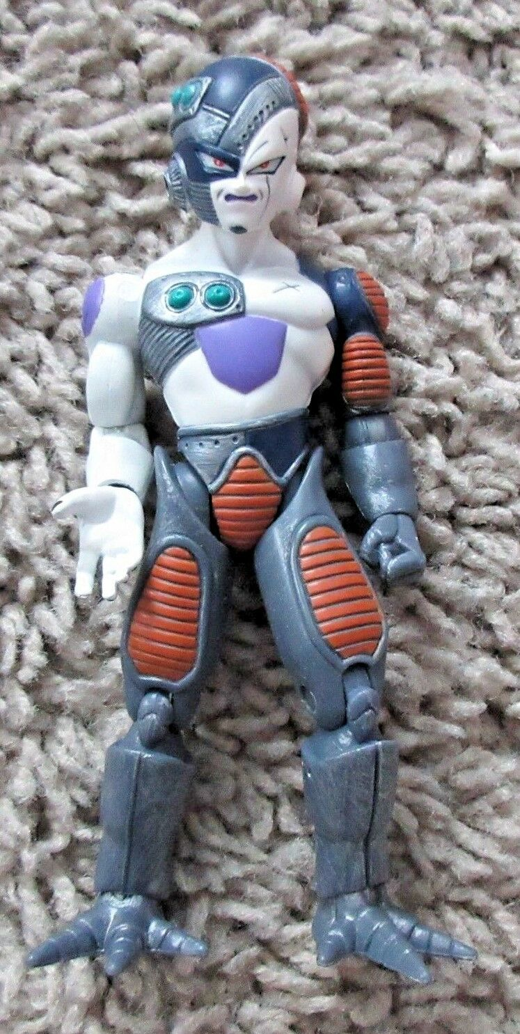 DRAGON BALL Z CYBORG FRIEZA MECHA SAGA SS FUTURE GT DRAGONBALL IRWIN JAKKS