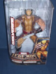 Marvel Legends Wolverine 12 'Icon Series Hasbro 2006 Plume