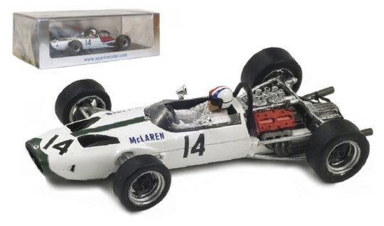 Spark S3094 McLaren M2B Serenissima British GP 1966-Bruce Mclaren Escala 1 43
