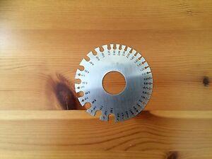 Steel round wire swg mm measuring measure gauge millimetres sheet image is loading steel round wire swg amp mm measuring measure greentooth Choice Image