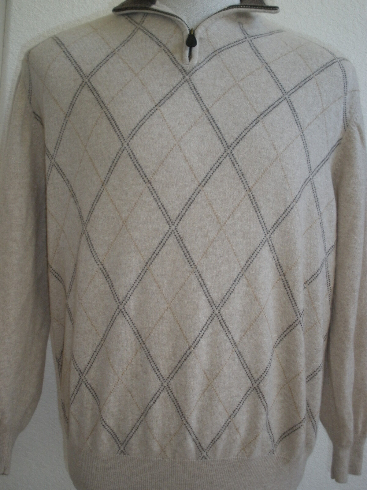 NORTHERN ISLES 2 PLY 100% Cashmere sweater  Größe XL HOT UNIQUE MUST HAVE
