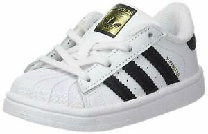 adidas-Superstar-I-Scarpe-da-Fitness-Unisex-Adulto-BB9076-SUPERSTAR-JR