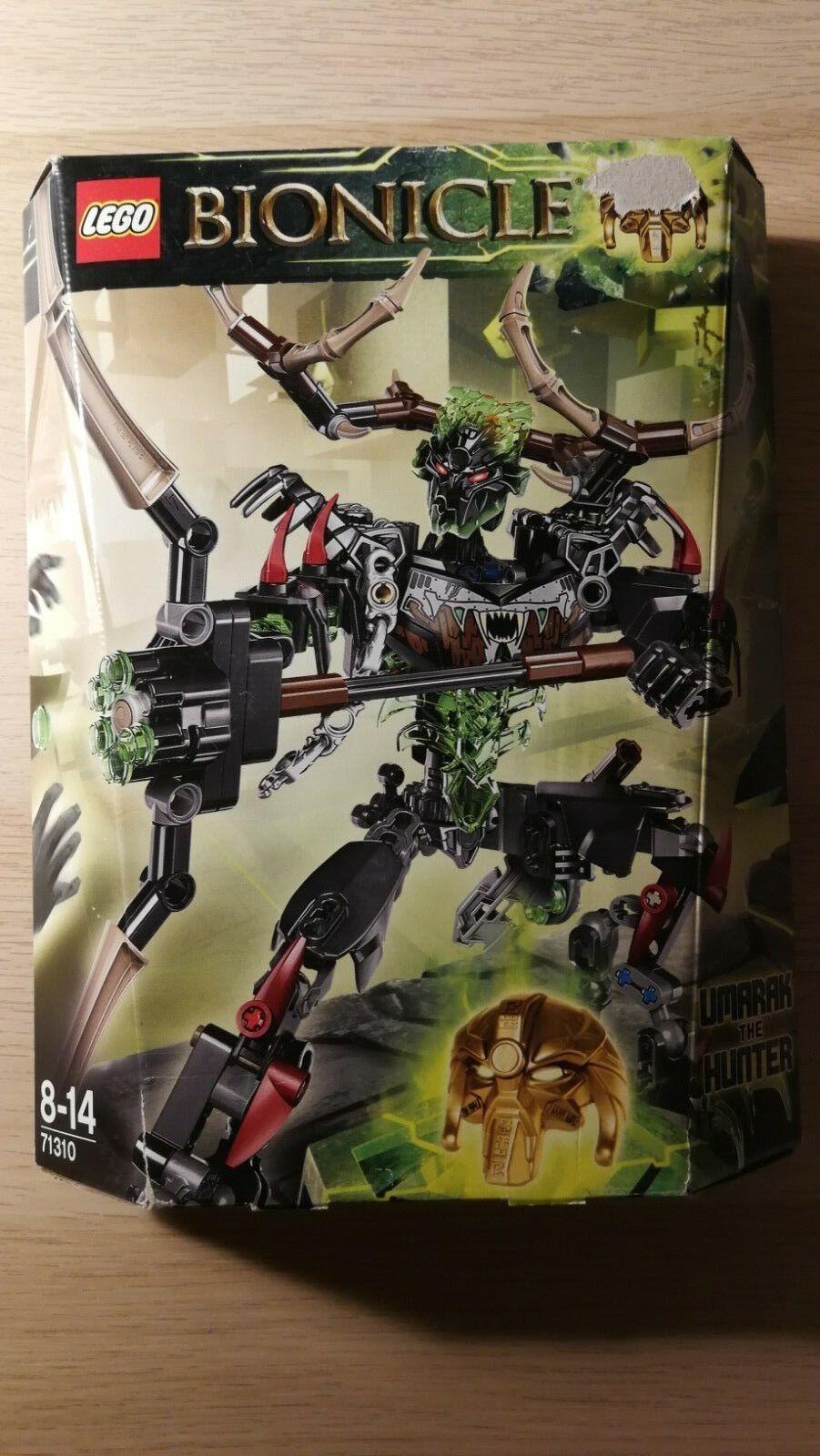 LEGO Bionicle Umarak the Hunter 71310 new sealed