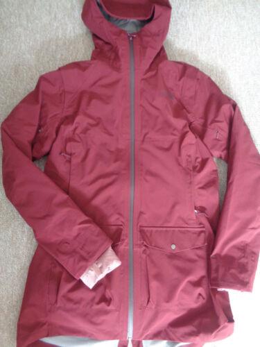 mujer Face talla de New capucha para chaqueta 3 Triclimate M muestra con The Etiquetas North P8wq5g87