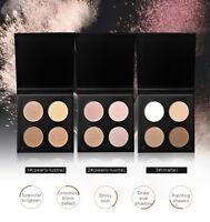 Highlight Makeup Concealer Face Powder 4 Colors Bronzer & Highlighter