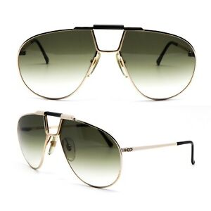 OCCHIALI-CHRISTIAN-DIOR-2151-VINTAGE-SUNGLASSES-NEW-OLD-STOCK-1980-039-s