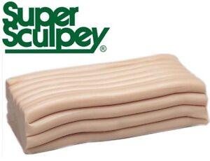 BEST VALUE IN EUROPE FRESH CLAY Super Sculpey Clay 24lb-Beige