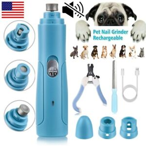 Electric-Dog-Pet-Nail-Grinder-Premium-Pet-Nail-Claw-Paw-Toe-Clipper-Trimmer