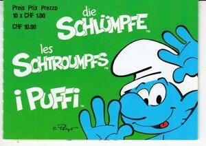 Switzerland-MH-0-174-Smurfs-Oo