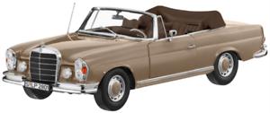 Modellauto 1 18 Mercedes-Benz Typ 280SE Cabriolet Cabriolet Cabriolet W111 e518d5