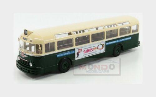 Chausson Hc66 Apvu Rapt Autobus Cocorde-Madeleine 1953 1:43 AUTDALMONCOLL066 Mod