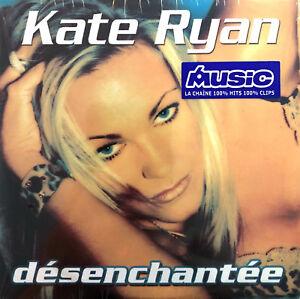 Kate-Ryan-CD-Single-Desenchantee-France-EX-M