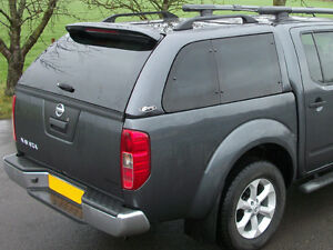 nissan navara d40 mk1 and mk2 xtc hardtop ebay. Black Bedroom Furniture Sets. Home Design Ideas