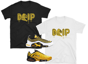 7ddc3f3fd0 Nike Air Max Plus 97 95 Frequency Tour Yellow Black White