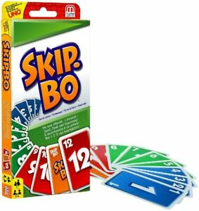 SKIP-BO-Sequencing-Card-Game-From-the-makers-of-UNO-7-by-Mattel