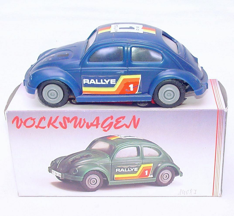 Lendulet Lemezarugyari 1:32 VW VOLKSWAGEN BEETLE Tin Plated & Plastic Car MIB  1