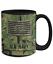 E8 Gift for Military Navy Veteran 15 oz Mug US Navy Senior Chief Petty Officer