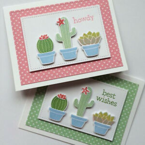 Cactus-Clear-Stamps-Metal-Cutting-Dies-Stencils-Scrapbooking-Embossing-Crafts