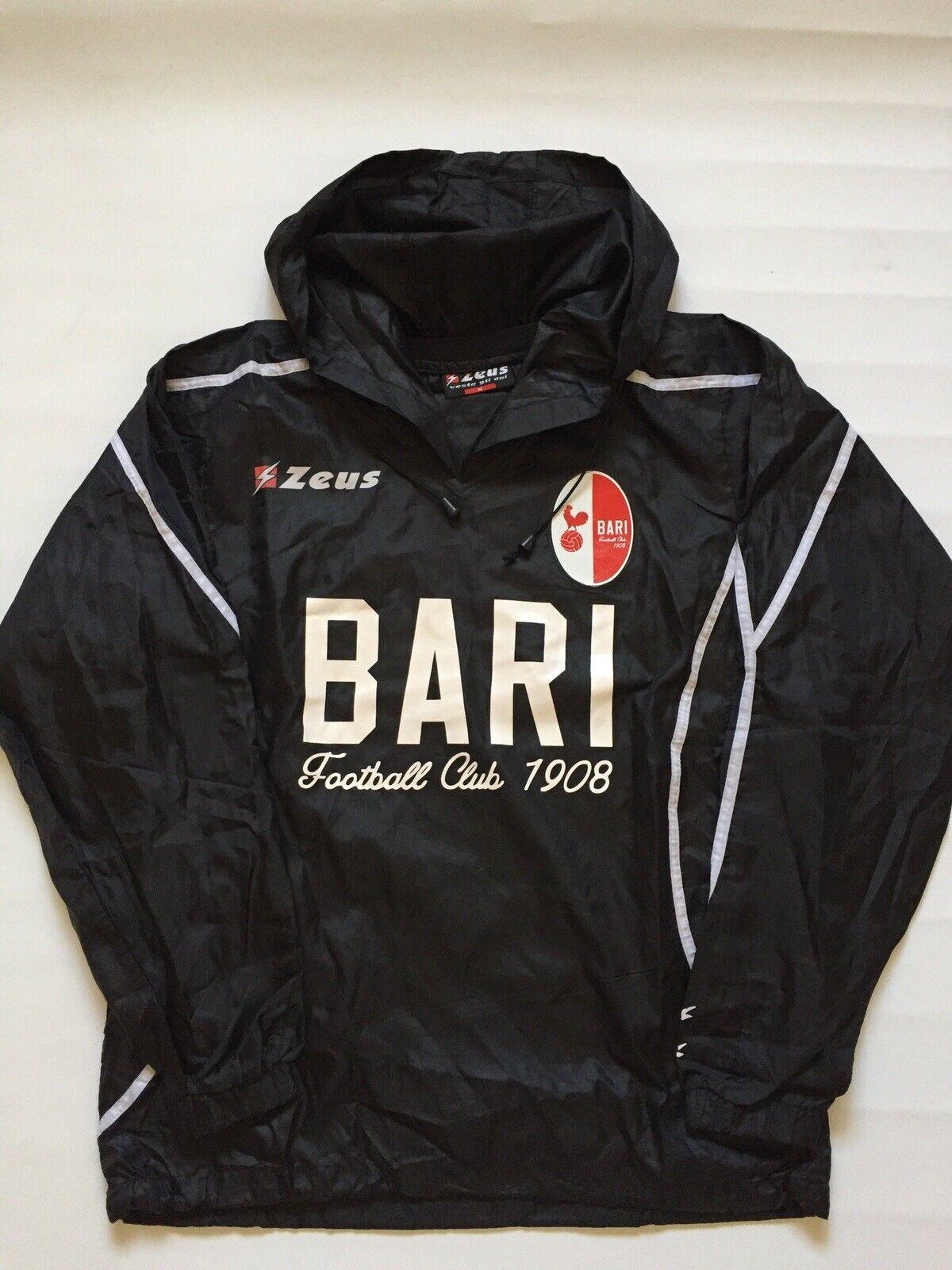 Kway FC BARI 1908. Zeus. Serie B. No Maglia Bari Calcio.