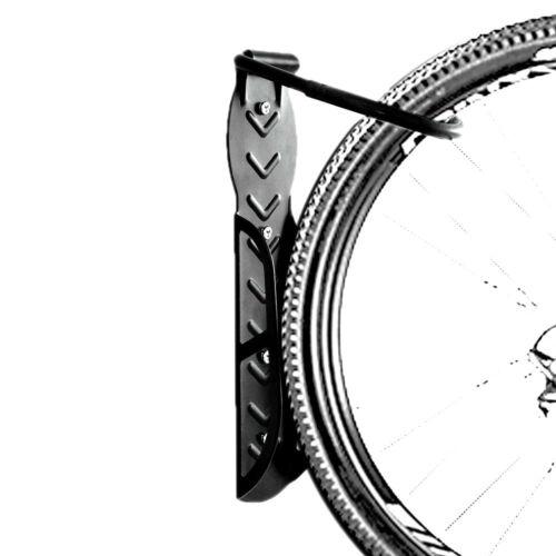 2PCS Bike Rack Garage Wall Mount Bike Hanger Storage System Vertical Bike Hook