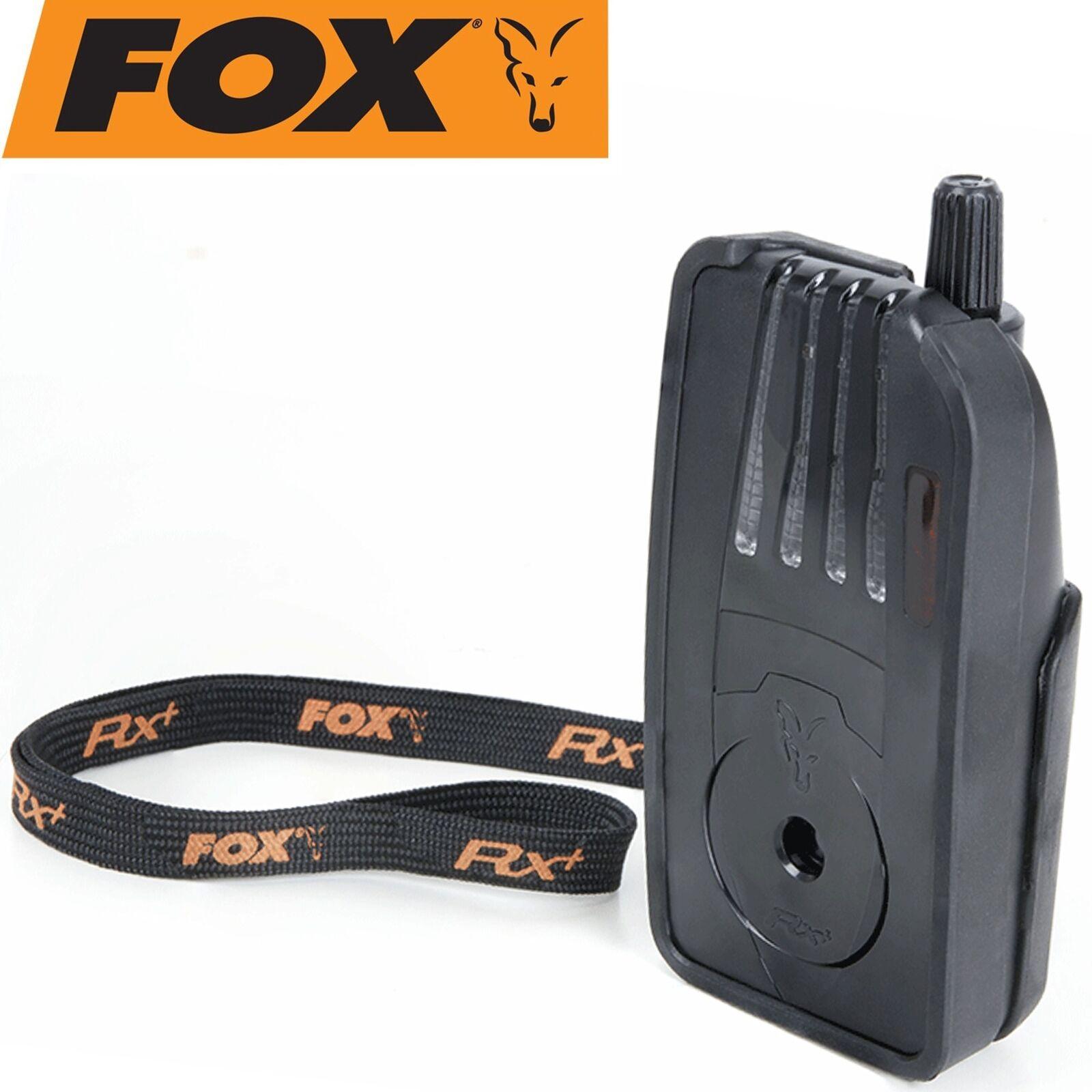 Fox Micron RX+ Receiver für Bissanzeiger, Funkempfänger, Bissmelder Funkreceiver Bissmelder Funkempfänger, 993d2c
