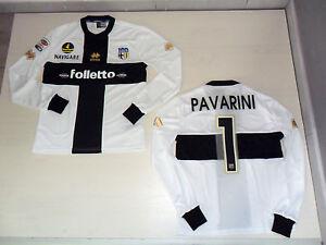 FW13-Size-M-Pavarini-1-T-Shirt-Long-Sleeve-Match-Issue-Shirt-Jersey