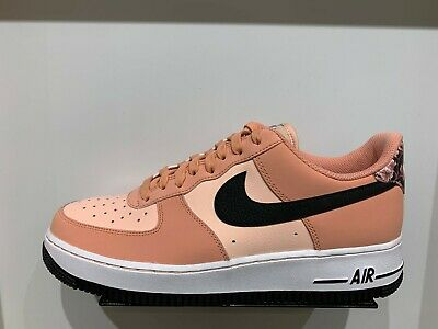 Nike Air Force 1 07 LV8 4 AF1 Peach Tree Pink White Size 8 13 New CU6649 100 | eBay