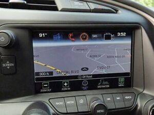 Details about 2016-2018 CHEVROLET CORVETTE MYLINK® IO6 2 5 HMI GPS  NAVIGATION RADIO UPGRADE!