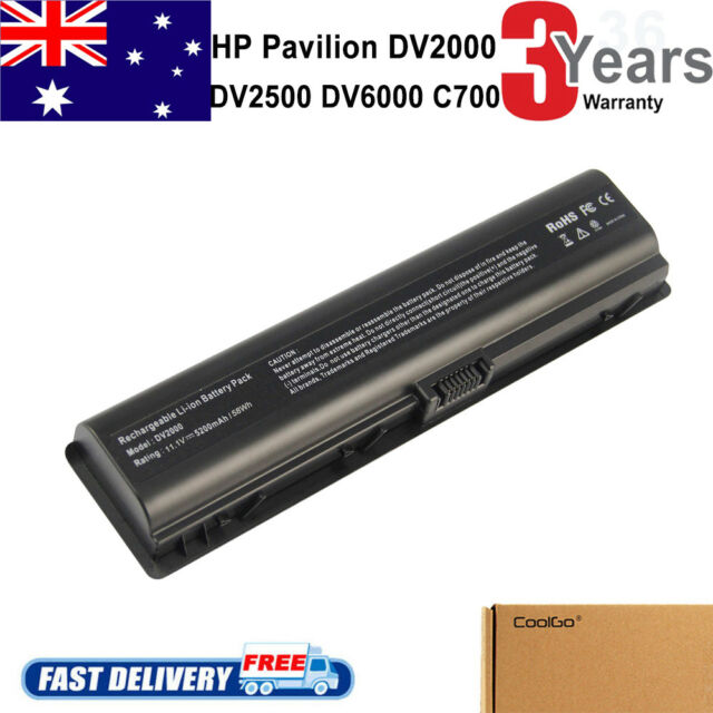 6 Cell Battery For HP Compaq Presario A900 C700 F500 DV6000 V6700 V6600 DV2000
