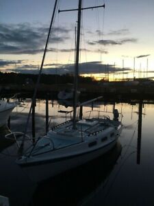 Tanzer T22 Racer-Cruiser Sailboat: Fully Fitted Out, Ready to Sail to Florida!