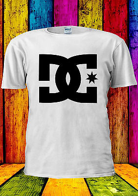 Dc T Shirt Tee Skate Sportive Casual T-shirt Vest Tank Top Uomini Donne Unisex 2137-mostra Il Titolo Originale