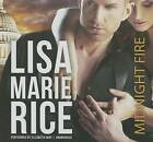 Midnight Fire by Lisa Marie Rice (CD-Audio, 2015)