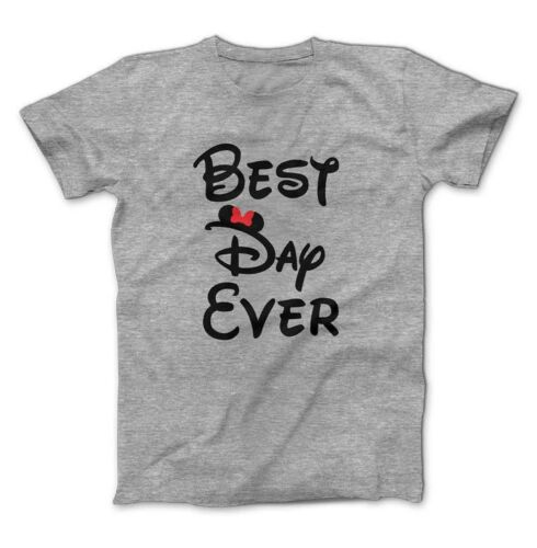 Best Day Ever Minnie T-shirt Disney Park hopper matching Family Shirts all sizes