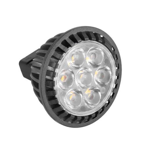 7W MR16 GU10 E14 LED Bulb Spotlight Lamp for Home Indoor Cabinet Decor Lighting