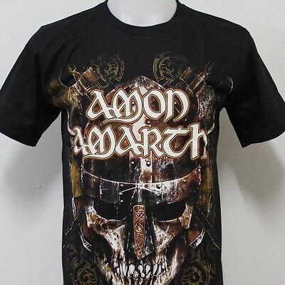 AMON AMARTH T-Shirt 100% Cotton New Size S M L XL 2XL 3XL