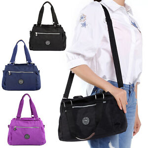 Women-Tote-Messenger-Cross-Body-Nylon-Handbag-Bag-Ladies-Shoulder-Bag-Purse-New
