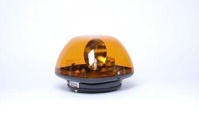 Britax B100 New style rotating flashing roof light warning beacon bolt-on 12-24V