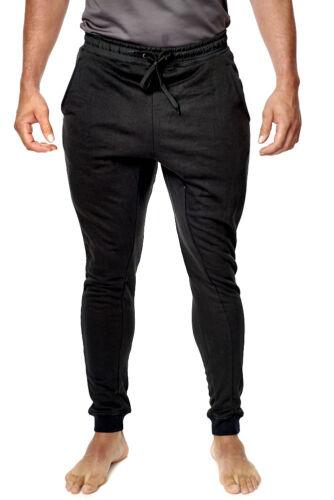 Mens Joggers Tracksuit Bottoms Premium Sports Gym Casual Modern Pants Regular