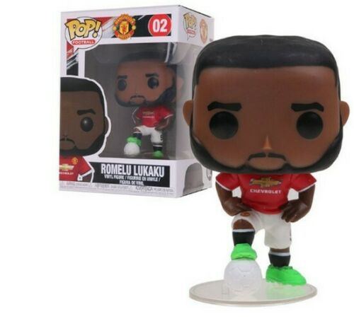 Funko POP Manchester United /& Liverpool Firmino Sadio Manet Mohamed Salah Zlatan