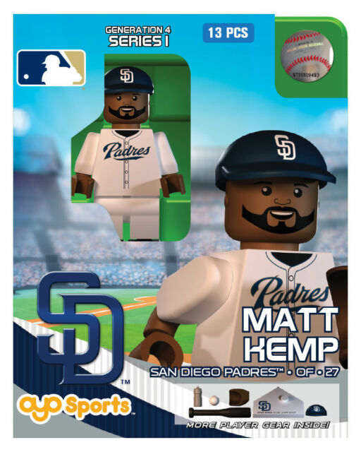 Andrew Cashner OYO San Diego Padres MLB Figure G4