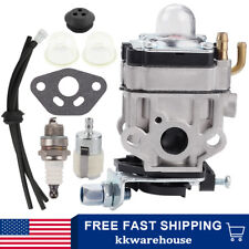 Carburetor For SHINDAIWA T242X T242 LE242 62100-81010 String Trimmer Spark Plug