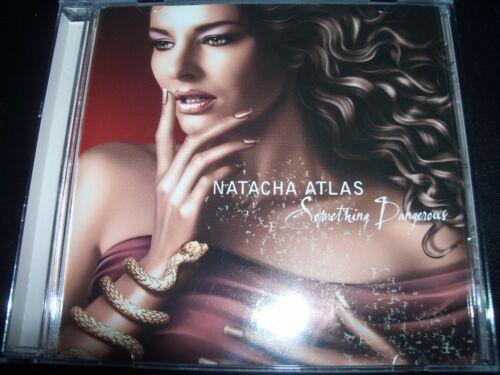 1 of 1 - Natasha Atlas Something Dangerous CD – Like New