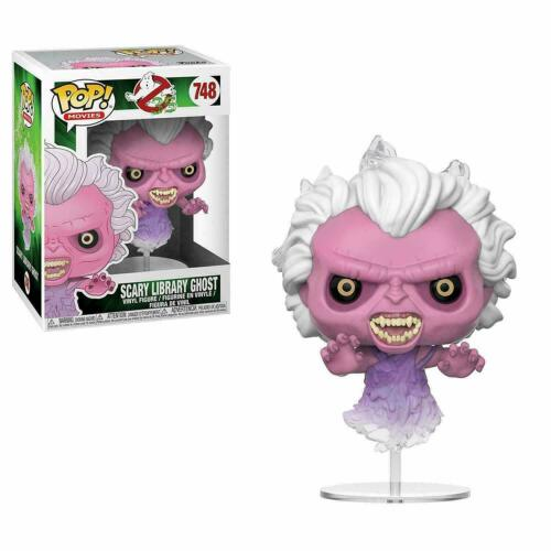 Funko POP #748 Scary Library Ghost- New ! IN STOCK ! Ghostbusters